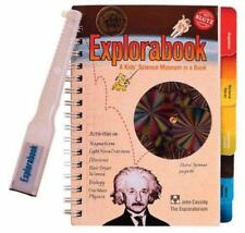 Explorabook: A Kid's Science Museum in a Book Klutz