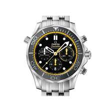 Omega Seamaster Diver Cronografo 44 mm 212.30.44.50.01.002 - MAI INDOSSATO BOX & Papers