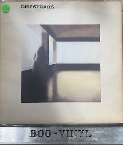 DIRE STRAITS S/T debut vinyl LP Vertigo 9102 021 1978 EX / VG+