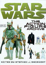 Star Wars : The Action Figure Archive by Ebury Publishing (Hardback, 1999)