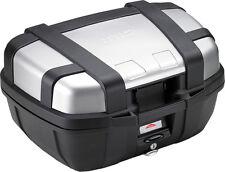 "GIVI TREKKER TOP CASE 52L 23.6X12.4X18.1"" Fits: BMW F650GS,R1200GS,R1200GS Adven"