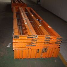 Dexion Beams 3650mm 50 x 100-105mm closed PALLET RACK RACKING LOAD BEAM ADELAIDE