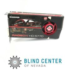 ATI Radeon AMD grafica Scheda Video HD 5770 1GB | 102C0100200
