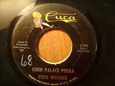 CUCA 45 RECORD/ VERN MEISNER/CORN PALACE POLKA/SUSIE'S WALTZ/ VG+