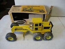 Tonka Road Grader No. 2510 with Box