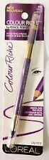 L'Oreal Paris Colour Riche Wood Pencil Eyeliner - Violet 930