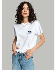 NEW QUIKSILVER™  Quiksilver Womens Standard Label T Shirt