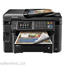 BEST Epson® WorkForce® Wireless Color Inkjet All-In-One Printer Copy Scan Fax