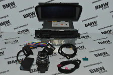 BMW E60 E61 5er CIC Navigation system navi with hard disk LED monitor
