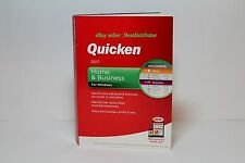 Quicken 2017 Home & Business for Windows . NEW . SEALED. FREE SHIPPING