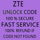 ZTE Unlock Code Service B790 Boost Australia Tango Remote Unlock Fast Service FA