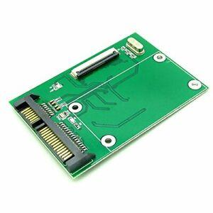 JIUWU ZIF CE to SATA ZIF CE 1.8 ssd to SATA ATA HDD MSATA SSD to 4.57cm 22 Pi...