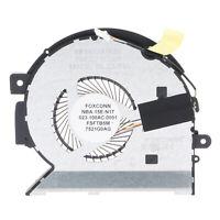 NEW CPU Cooling Fan For HP X360 15-BQ 15M-BQ 15-BQ008CA 15M-BQ121DX Laptop