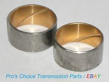 Sun Gear Front & Rear Bushings 2-Piece Set--Fits Ford E4OD / 4R100 Transmissions