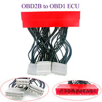 Blox Racing OBD2A to OBD1 Jumper Harness 96-99 Integra 96-98 Civic 96-97 Accord