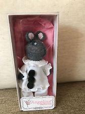 American Girl Angelina Ballerina Gray Mouse Doll NIB