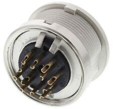 Lumberg KFV Series, 12 Pole Din Socket Socket, DIN EN 60529, 3A, 60 V ac IP40
