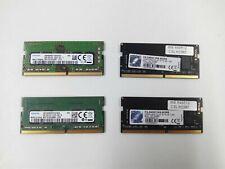 Lot De RAM G.Skill F4-2400C16S-8GRS (2 X 8GB) + Samsung 16 GB DDR4