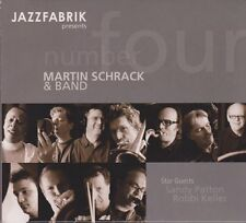 Martin Schrack & Band Number Four Jazzfabrik presents 2006 CD