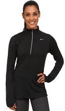 Nike 'Element' Dri-FIT Half Zip Performance Top- Black- Small- $65