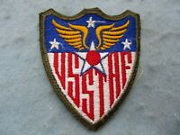 WWII AAF USSTAG Patch US Strategic Air Force in Europe WW2