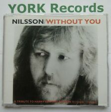 HARRY NILSSON - Without You - Excellent Condition CD Single RCA