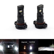 Error Free PSX24W 2504 6500K White 100W CSP LED Fog Driving Light for Dodge