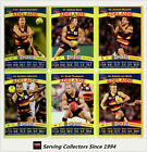 2010 AFL Teamcoach Trading Card Gold Parallel Team Set Adelaide (12)