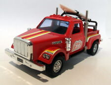 Shinsei 1/30 Scale Diecast - 608 American Pick-up truck red
