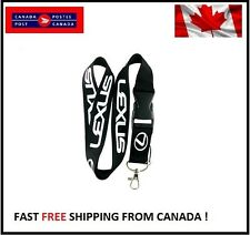 Lanyard Key Chain Strap for Lexus IS250 IS300 CT200H ISF LFA RX350 RX450 LS600H