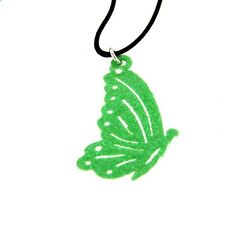 ORIGINAL THY Necklace FLUO Female Butterfly- FLUO2V