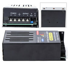 Automatic Battery Charger Generator 80 ~ 250 Vac 3.5A Floating Charging Sale Usa
