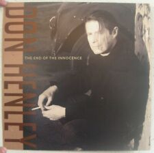 Don Henley Poster Flat The End Of Innocence 2-Sided Eagles