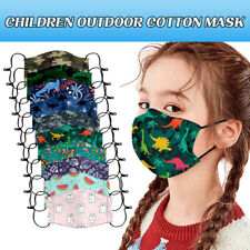 KIDS FACE MASK - Washable and reusable - Child Kids Baby Face Cover Double Layer