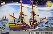 COBI Mayflower - Pilgrim Ship (21077) - 640 elem. - Smithsonian