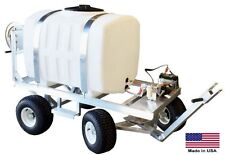 Sprayer - Trailer Mounted - 200 Gallon Tank - 12 Volts Electric Pump - 7 Gpm