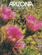 Arizona Highways March 1990 - Prescott College, Honey Bees, Tucson Boys Choir