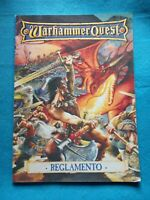 Warhammer Quest Reglamento - OT509