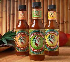 Jamaican pickapeppa sauce gift set 5fl oz X (3 bottles)