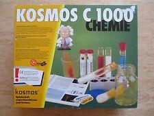 +++Kosmos C 1000 Chemie+++Experimentierkasten