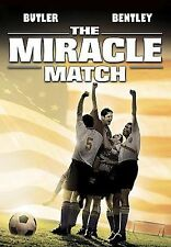 The Miracle Match (DVD, 2006) BRAND NEW