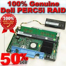 Dell Perc 5i SAS/SATA RAID Perc5i Controller WX072 for Dell PowerEdge 1950 2950