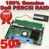Dell WX072 Perc 5i 256MB SAS SATA Raid Controller for 2950 1950 equivalent TU005