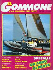 * IL GOMMONE E LA NAUTICA PER TUTTI  N°47/ FEB-MAR.1985 *