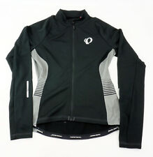 Pearl Izumi Women's Select Pursuit Thermal Cycling Jersey L Long Sleeve Black