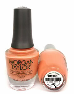 Morgan Taylor Nail Lacquer Feel The Vibes New 2021 *Pick Any*