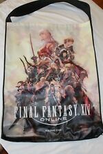 E3 2017 Exclusive Square Enix Official Final Fantasy XIV Giant Bag Tote Pack