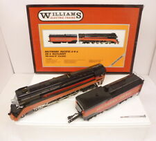 RS Williams 5600 O Scale 4449 Southern Pacific 4-8-4 GS-4 Daylight Crown Edition