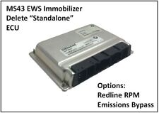 1998-2003 BMW E46 330i 330ci 330 MS43 ECU DME EWS Off Delete Disable Immobilizer
