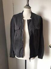 Circle Of trust Stylish Grey Casual Jacket Medium BNWT